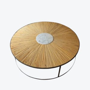 The Invisible Collection Atelier Vime XXL Table 1