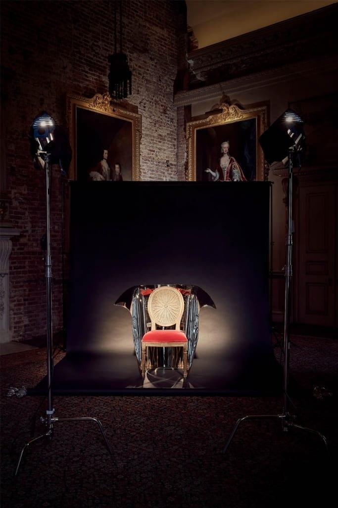 The Invisible Collection RonArad OKA AKOCHAIR