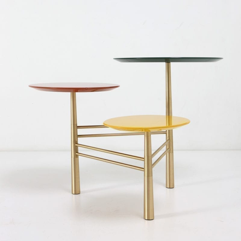 The Invisible Collection Nada Debs Pebble Table