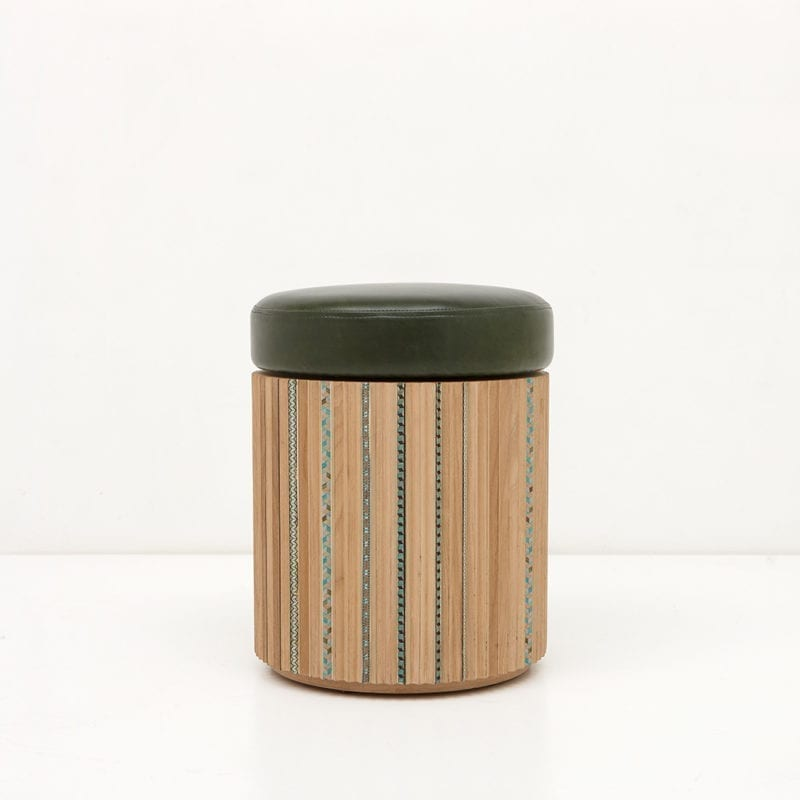 The Invisible Collection Nada Debs Funquetery Stool