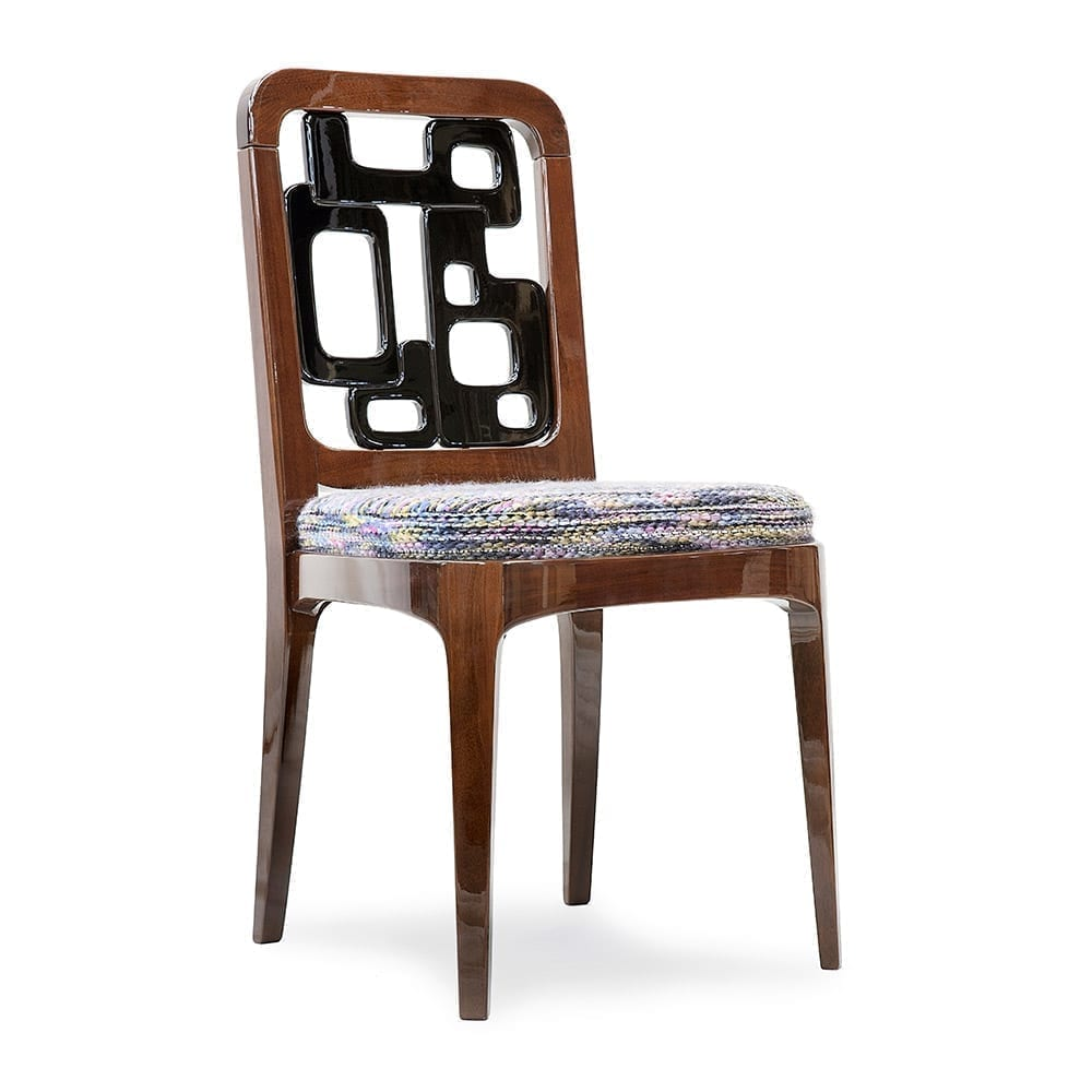 The Invisible Collection Chair Puzzle Oitoemponto