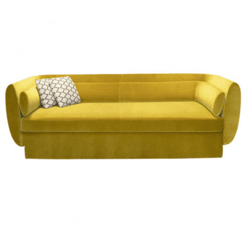 The Invisible Collection Klay Sofa Bed Charlotte Biltgen