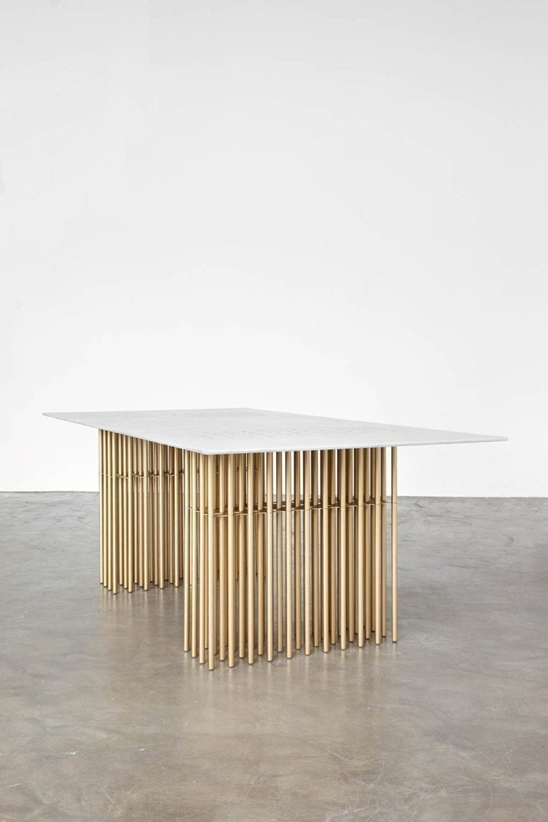 Leonard Desk, Atelier d'Amis - The Invisible Collection