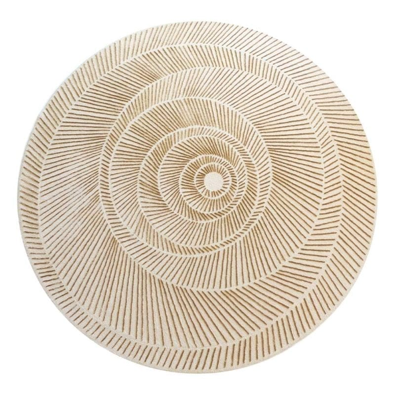 Nautilus Rug de Damien Langlois-Meurinne, DLM - The Invisible Collection