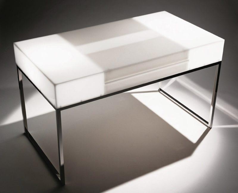 The Invisible Collection Bureau Lumineux Jérôme Faillant Dumas
