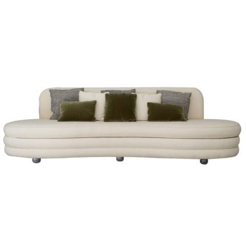 The Invisible Collection Odalisque Sofa CSLB Studio