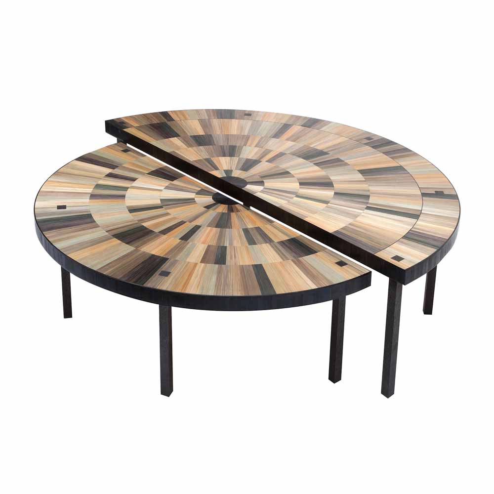 The Invisible Collection Coffee Table Iris CSLB Sudio
