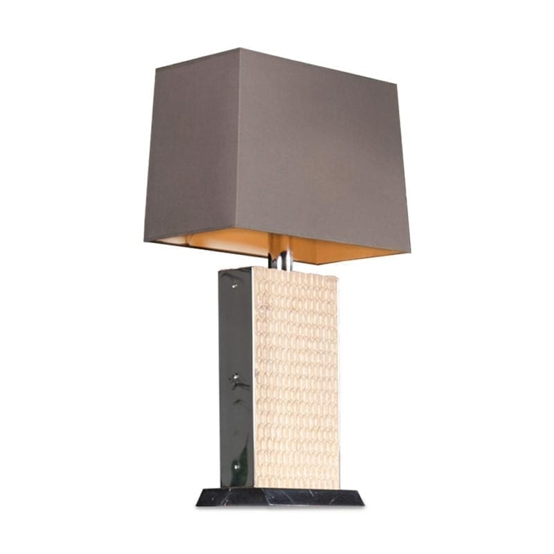 The Invisible Collection Table Lamp Toblerone Oitoemponto