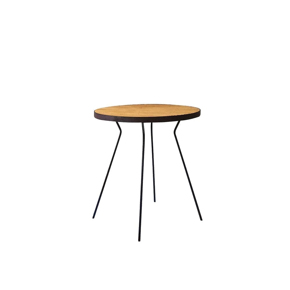 The Invisible Collection Olliver Side Table Atelier Vime
