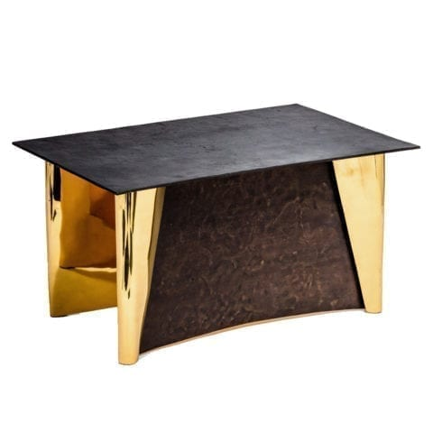 The Invisible Collection Barsamin Coffee Table Aline Hazarian
