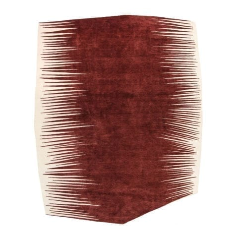Tapis Peigne 2 par Atelier Février - The Invisible Collection