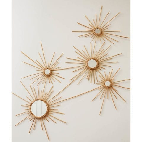 The Invisible Collection Constellation 5 Mirror Atelier Vime