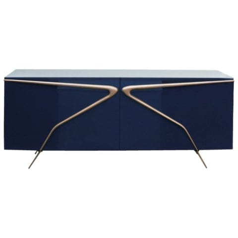 The Invisible Collection Dragonfly Credenza Atelier d'Amis