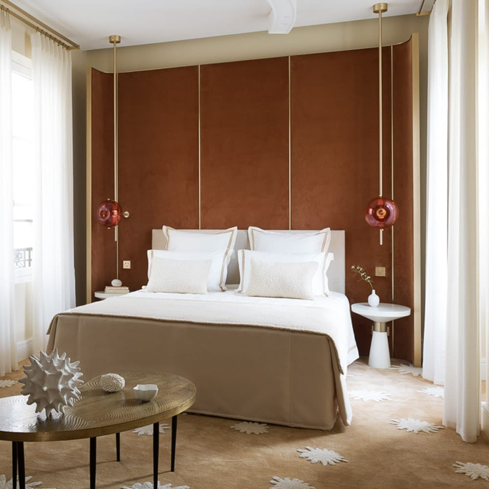The Invisible Collection Headboard All Night Long by Damien Langlois-Meurinne