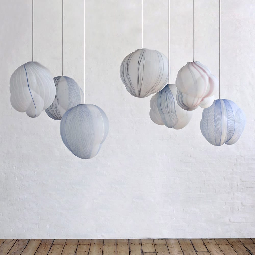 The Invisible Collection Cloud Chandelier Jeremy Maxwell