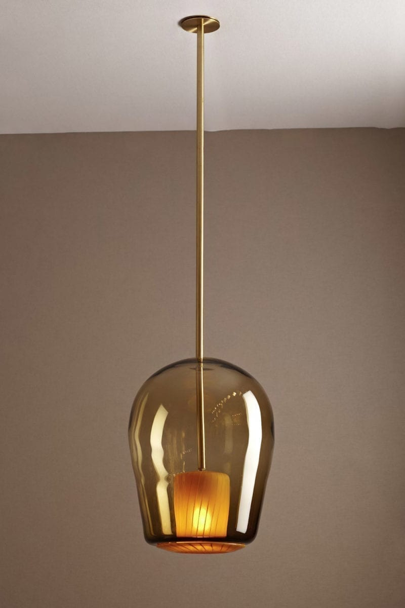 The invisible Collection Molten Lamp Jeremy Maxwell