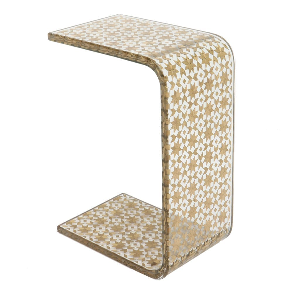 The Invisible Collection C Occasional Table Nada Debs