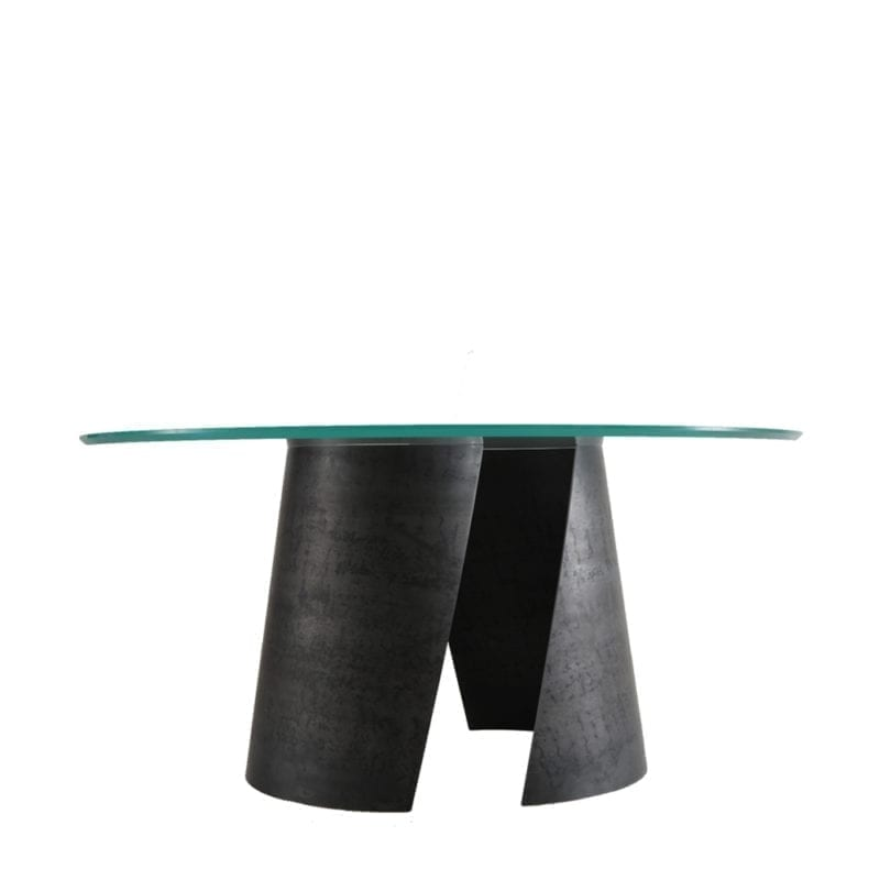 The Invisible Collection Serra Dining Table Nada Debs