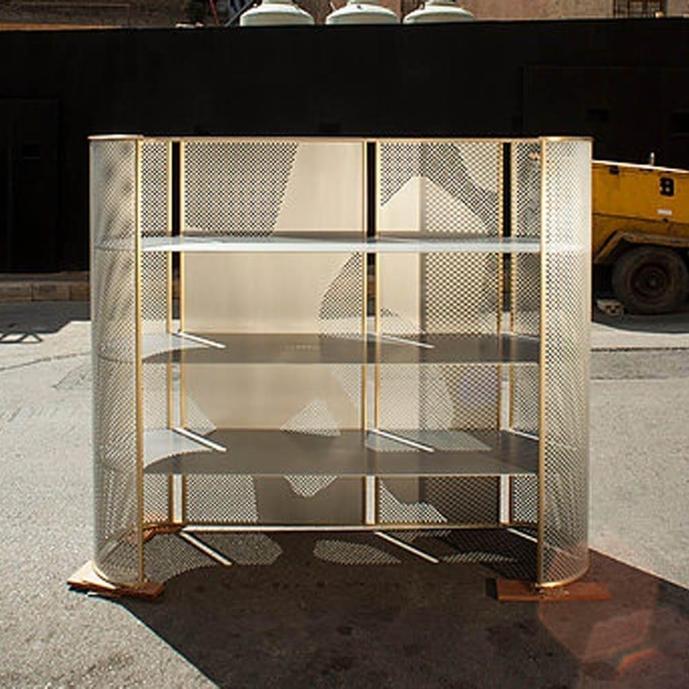 The Invisible Collection Bookshelf Element I Karen Chekerdjian
