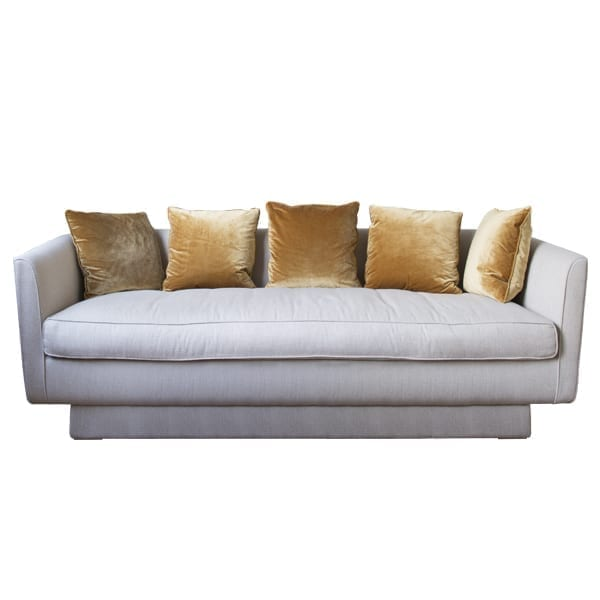 The Invisible Collection Together Sofa Bed by Damien Langlois-Meurinne