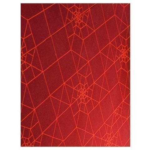 The Invisible Collection Rug Scarlet Fabrice Ausset