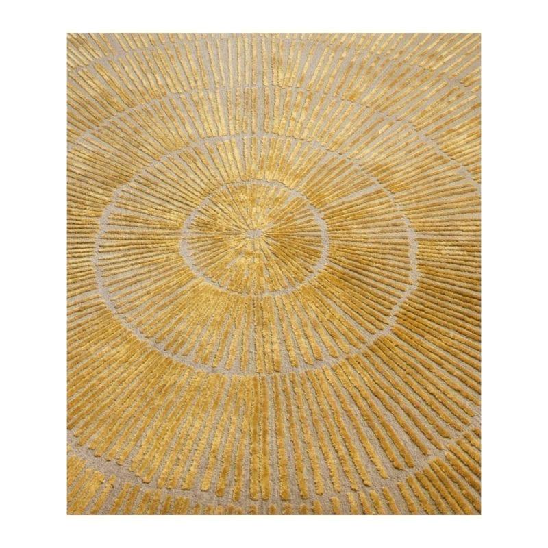 Tapis Zenith par Damien Langlois Meurinne, DLM - The Invisible Collection