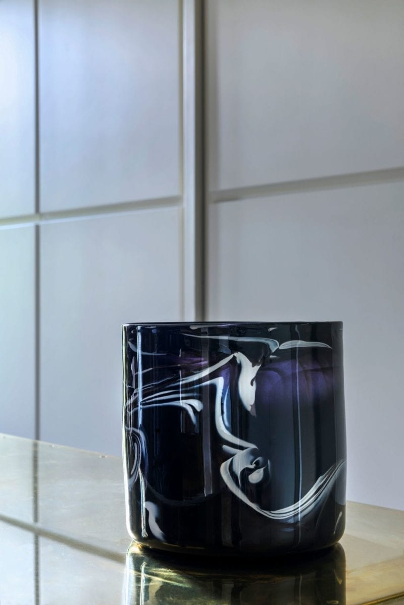 Albastros Vase by Laurent Bourgois for CSLB - The Invisible Collection