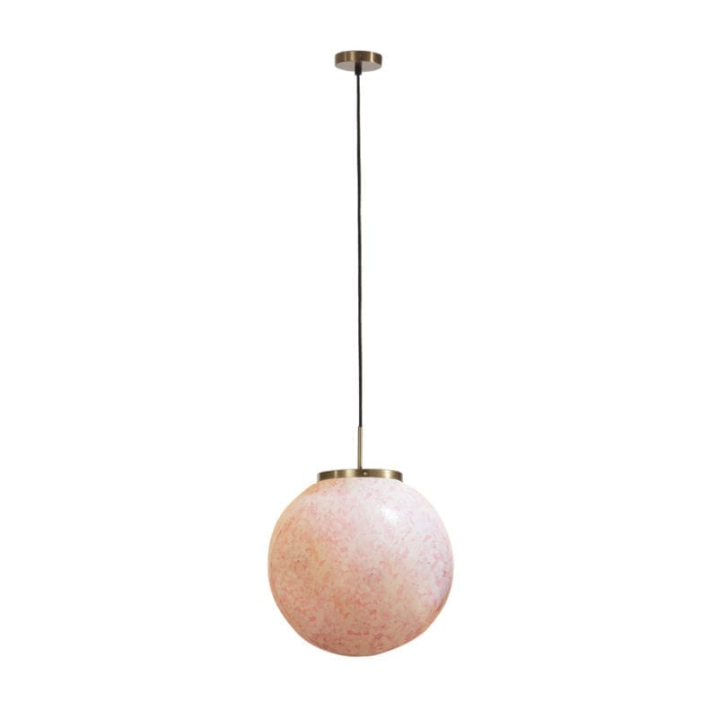 TheInvisibleCollection_PierreGonalons_CeilingLamp_Pink