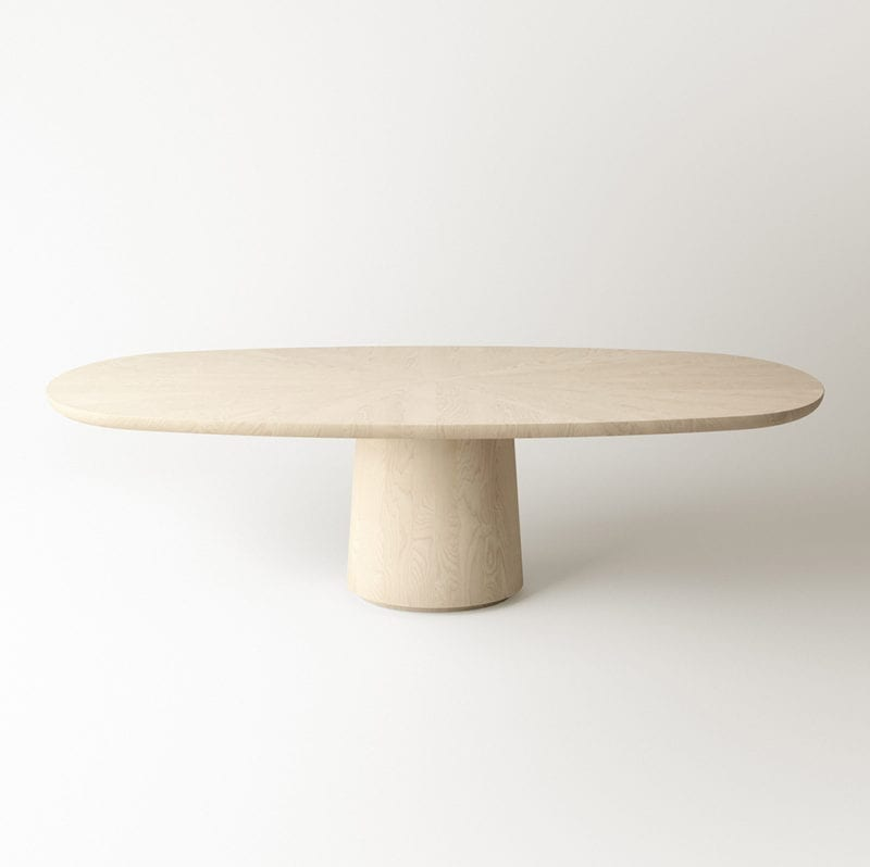 Good Day Sunshine Dining Table by Damien Langlois-Meurinne, DLM
