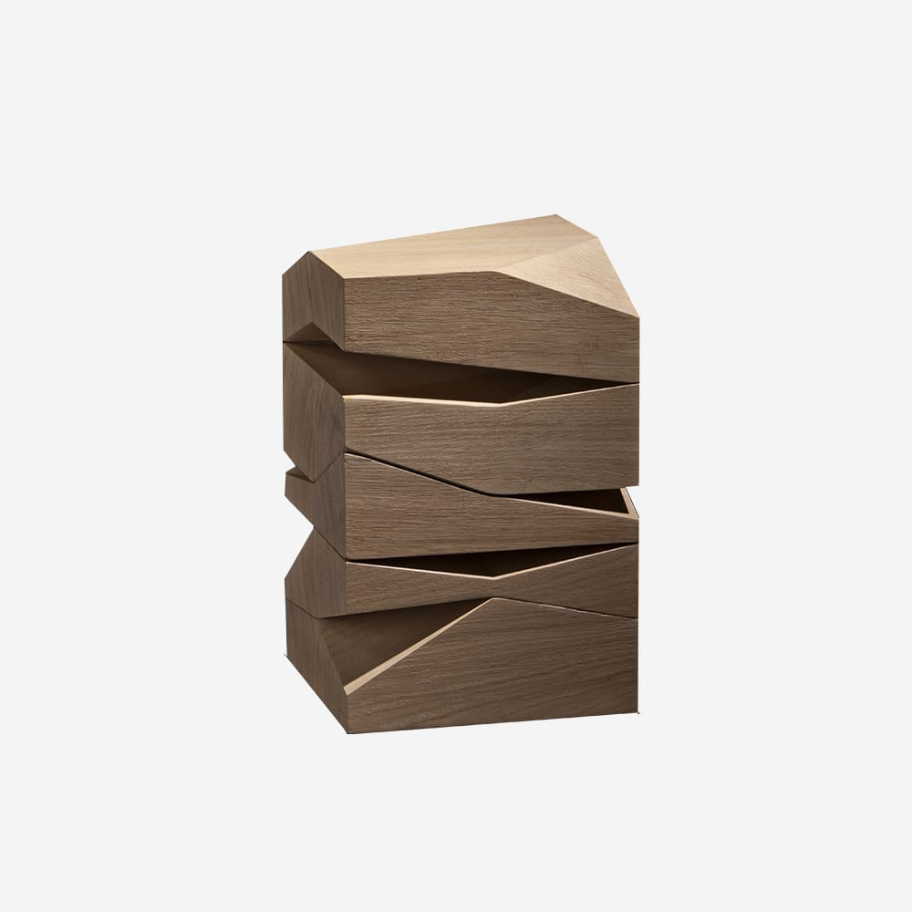 The Invisible Collection Bruno Moinard Ecart Stockholm Stool