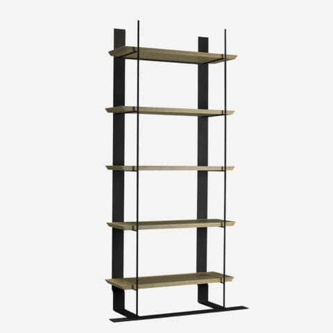 The_Invisible_Collection_Ecart_EcartDesign_Etagere_metal&bois_1