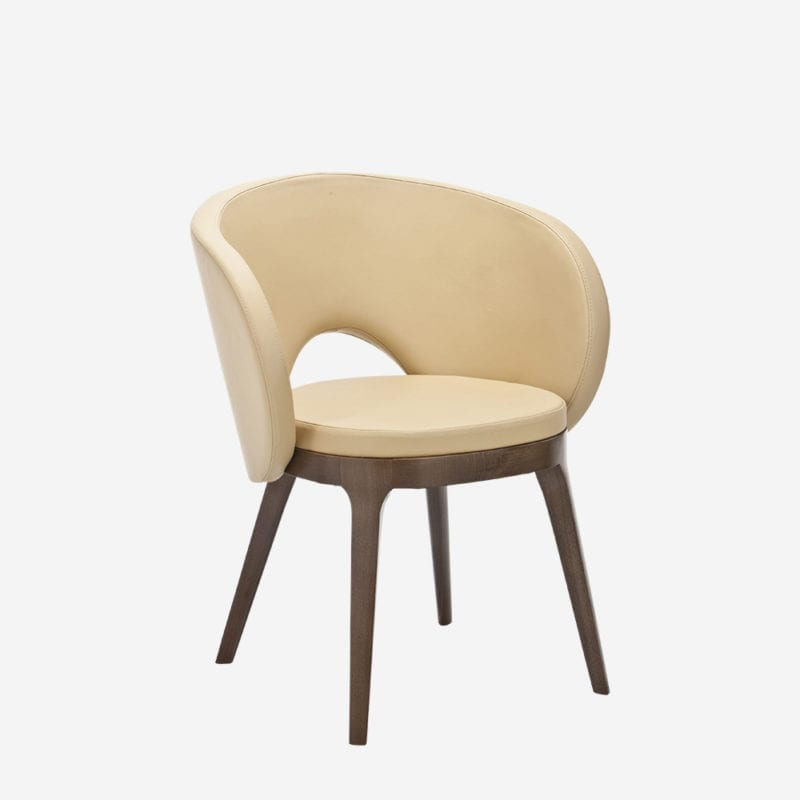 The Invisible Collection Glynell Chair Ecart Elliott Barnes