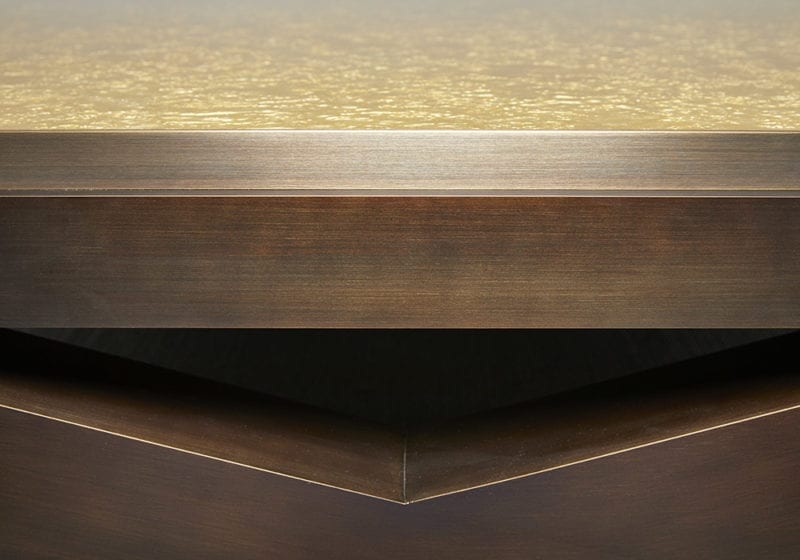 The_Invisible_Collection_Reda_Amalou_Oro_Coffee_Table_gold