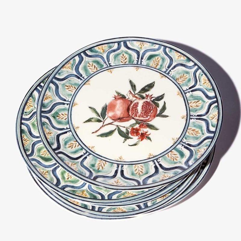 The_Invisible_Collection_Laboratorio_Paravicini_Pomegranate_Plate_Collection