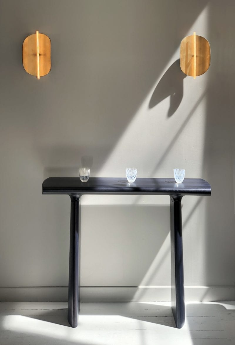 The Invisible Collection Takosu Wall Lamp Victoria Magniant