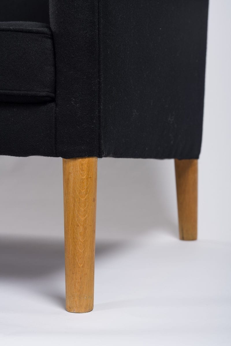 The Invisible Collection Hans Wegner Sofa-Fauteuil Norki